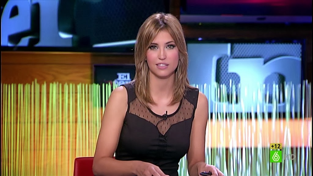 SANDRA SABATES, EL INTERMEDIO (21.10.13)