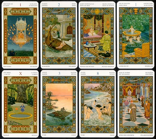 Tarot of the 1001 Nights