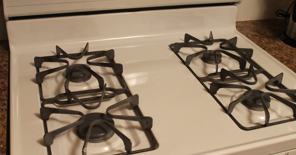how to clean stove with ammonia