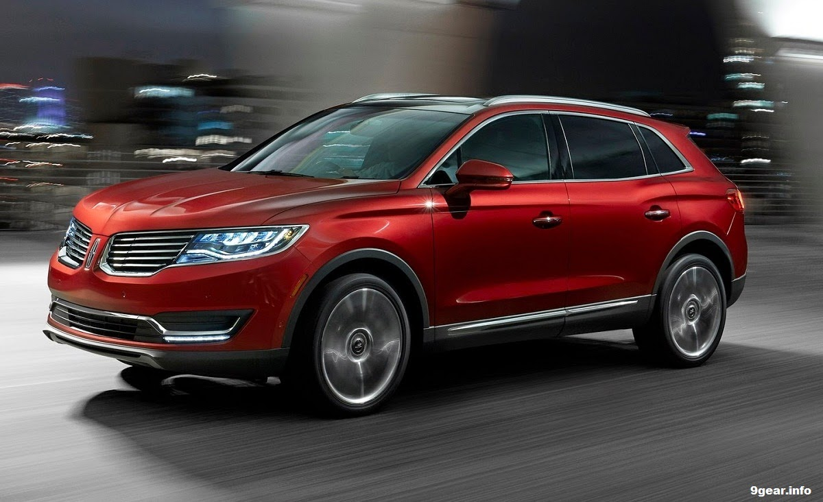 2016 Lincoln MKX Luxury Crossover SUV First Look | Car Reviews | New Car Pictures for 2017, 2018