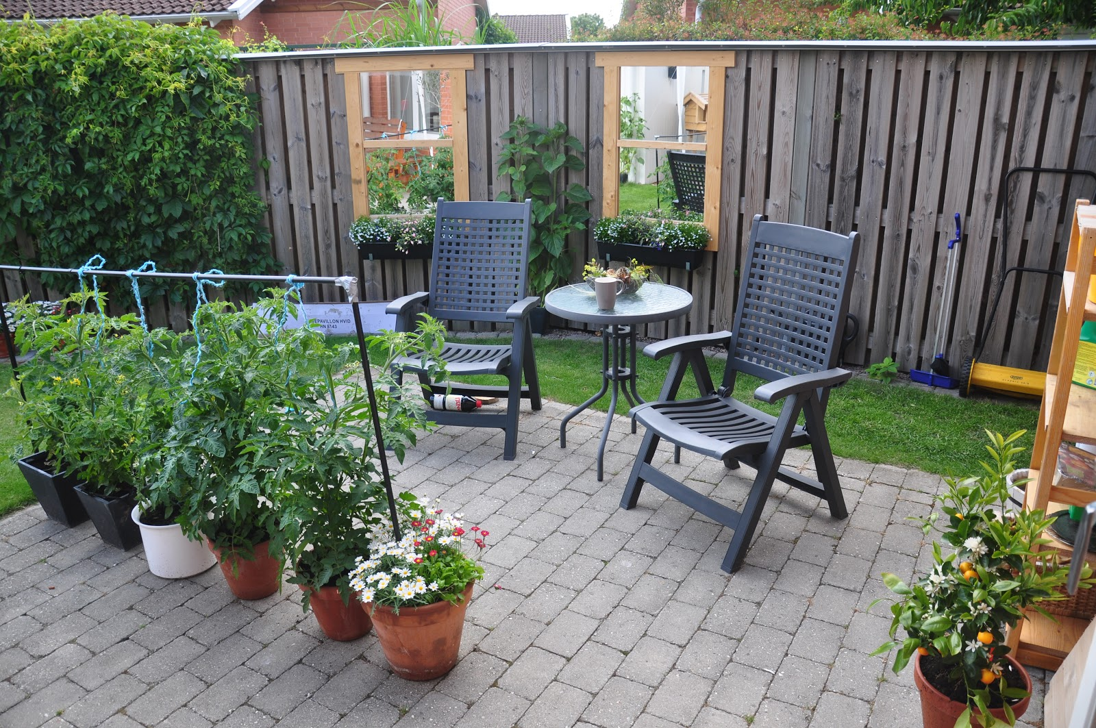 Trädgård plank trädgård : Plank Tradgard ~ Interiörinspiration och idéer för hemdesign
