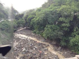 Jammu-Katra trip by bus