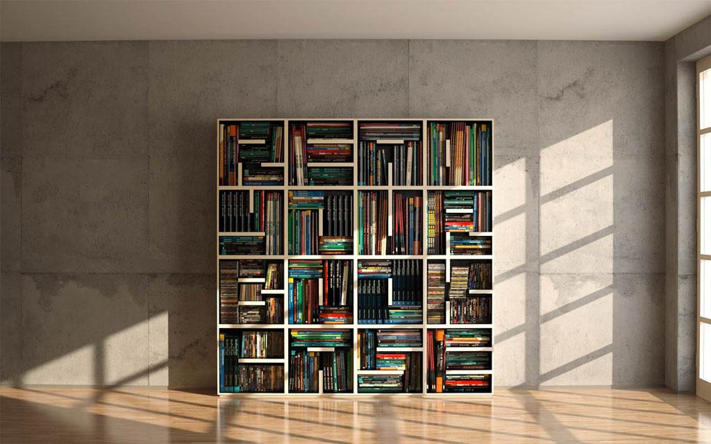 Saporiti ABC Bookcase   modern design by moderndesign.org
