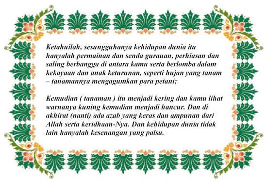 Kata - Kata Bijak Islami Terbaik