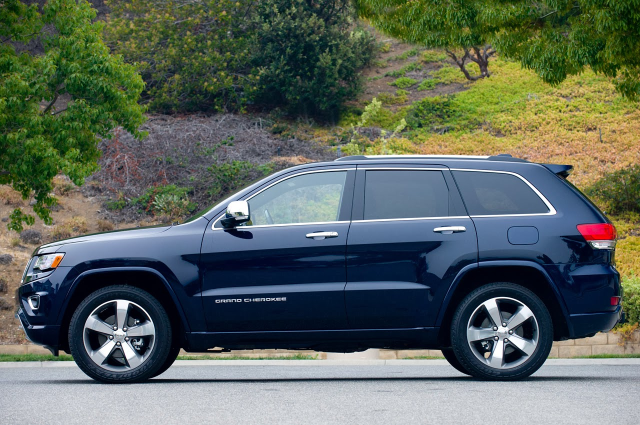 2014 jeep grand cherokee review and pictures auto review. Black Bedroom Furniture Sets. Home Design Ideas