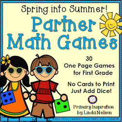 Easy Prep Math Games!