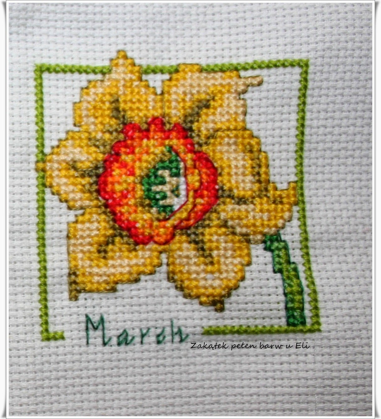 Kalendarz kwiatowy