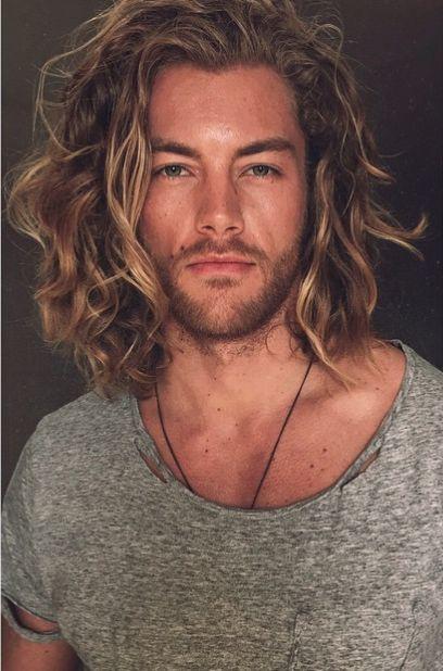 long hair ideas men