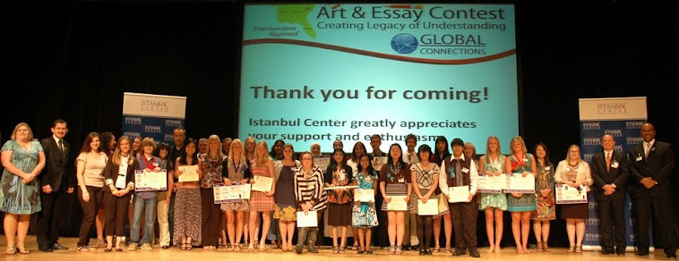 art and essay contest istanbul center