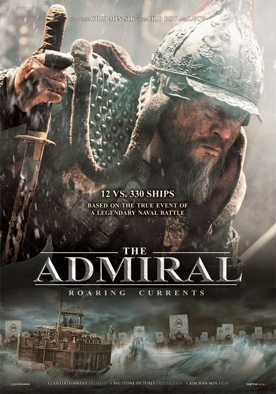 The Admiral / Roaring Currents (2014) Hdrip ταινιες online seires xrysoi greek subs