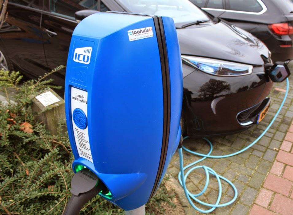 Aanvragen Voor 75 Laadpalen Voor Elektrische Auto S Gehonoreerd