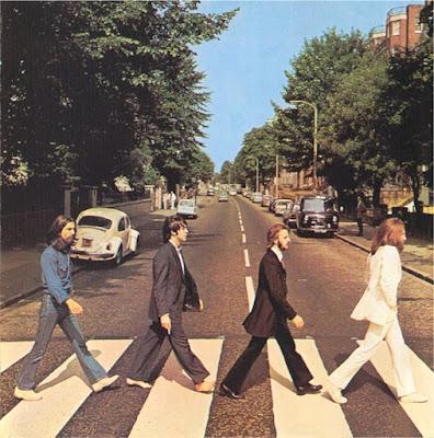 Abbey Road Album Cover