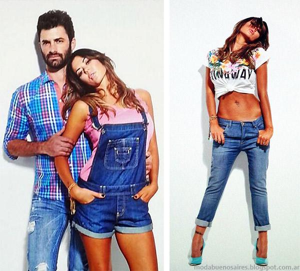 Moda Jeans Taverniti primavera verano 2015. Moda casual primavera verano 2015.