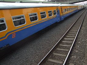 Daftar harga Tiket Kereta Api Terbaru Bulan Juli 2011
