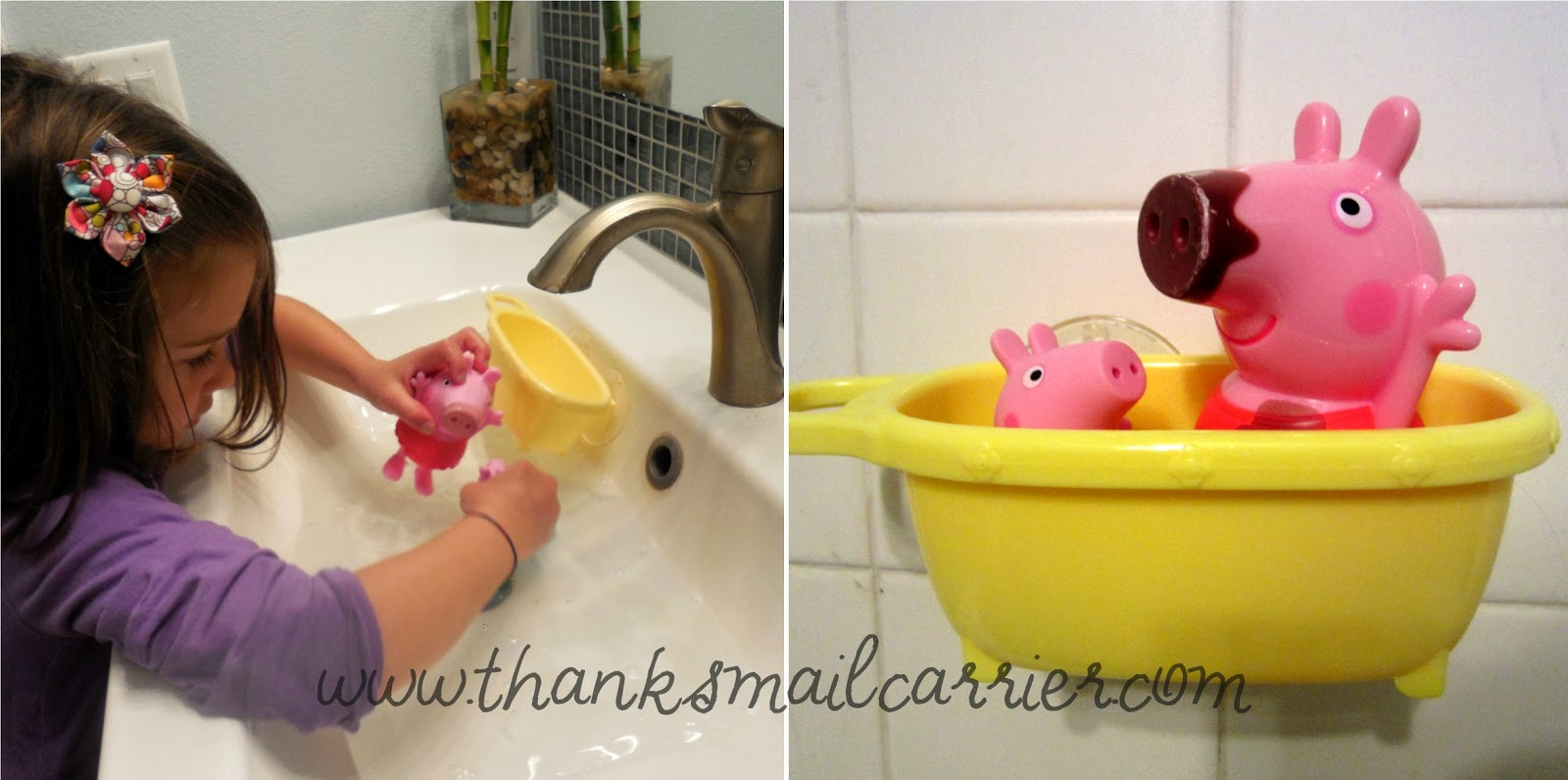 Bathtime Peppa review