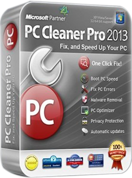 Free Download PC Cleaner Pro 2013 v11.13.3.17 with Serial Key Full Version