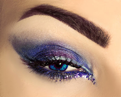 Blue Dream Make Up