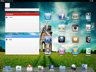 Convert Your PC into iPad