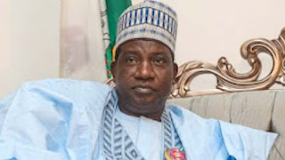 Governor Lalong speaks on death of his aide, Nanle