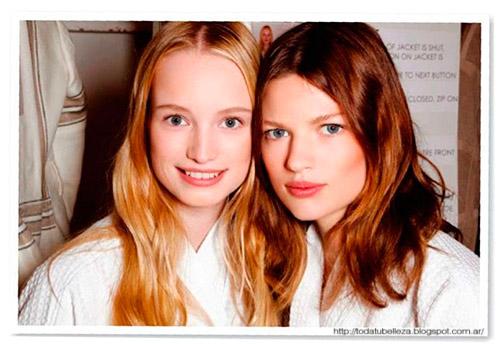Peinados de moda invierno 2013 según L'Oréal