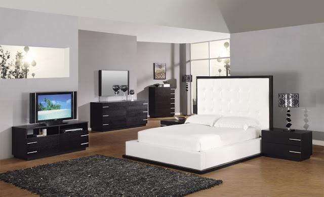 Couleur Chambre Meuble Blanc ~ Idées De Décoration Et De Mobilier