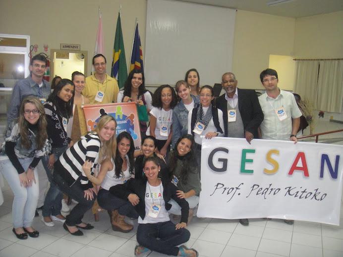 GESAN participa da Organização e Realização da II CRSAN