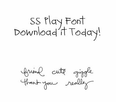 Real Handwriting Font