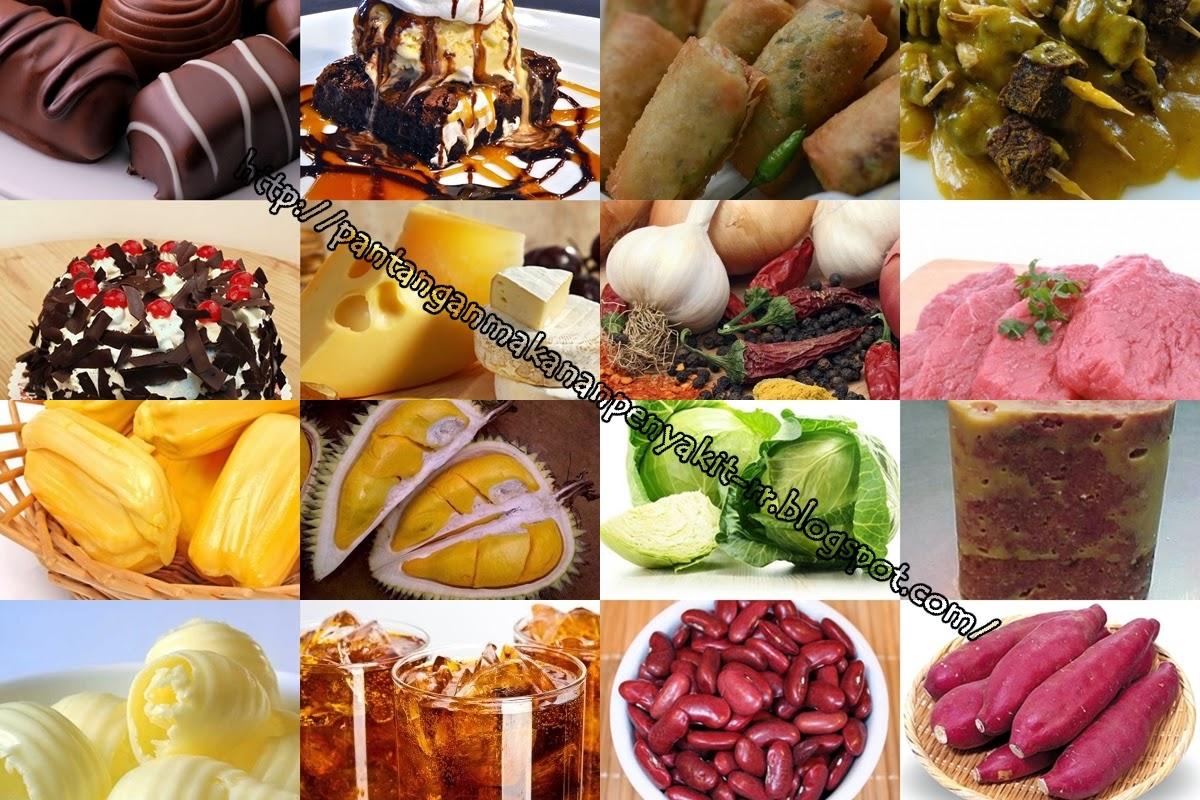 Pantangan Makanan Untuk Penderita Hepatitis B