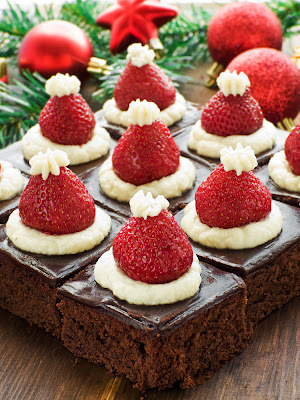 christmas themed baby shower ideas - Christmas Themed Baby Shower