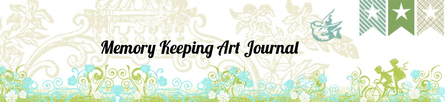 Memory Keeping Art Journal
