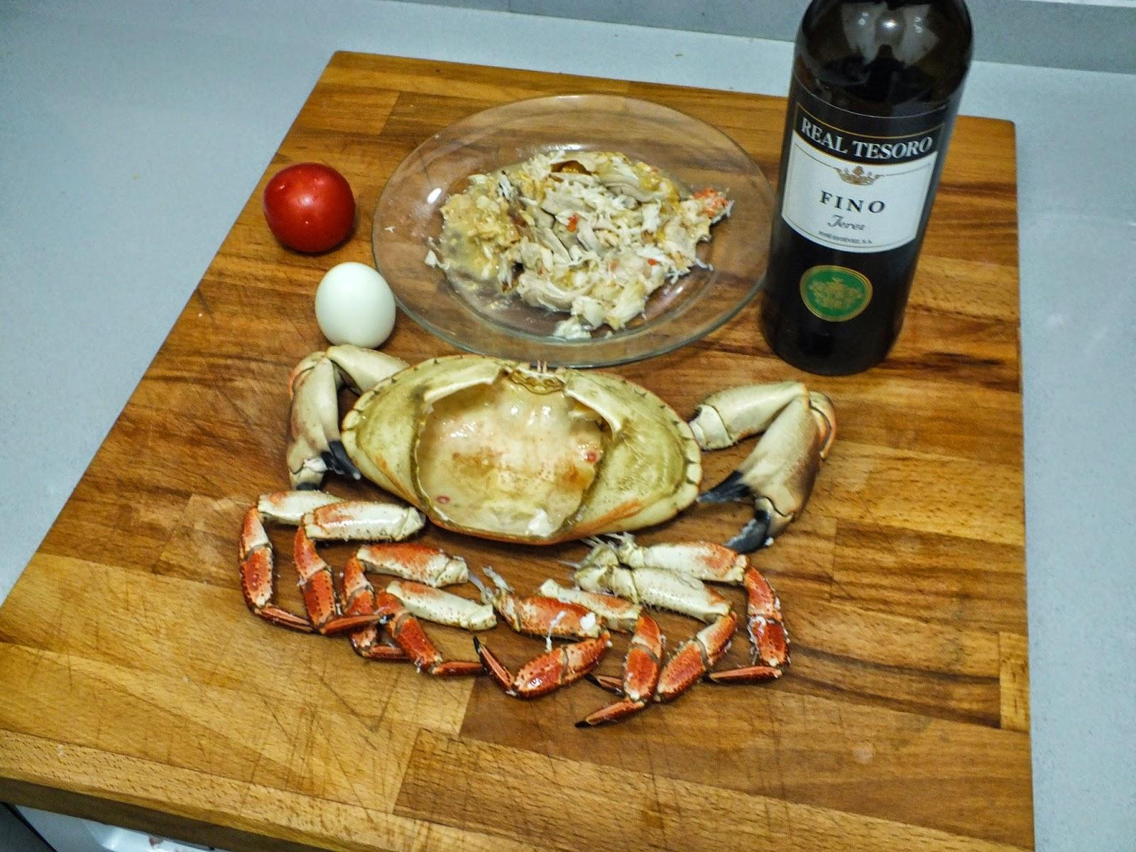 Escuela de cocina pako amor el buey de mar - Escuela de cocina paco amor ...