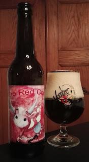 The Red Cow fra Hornbeer