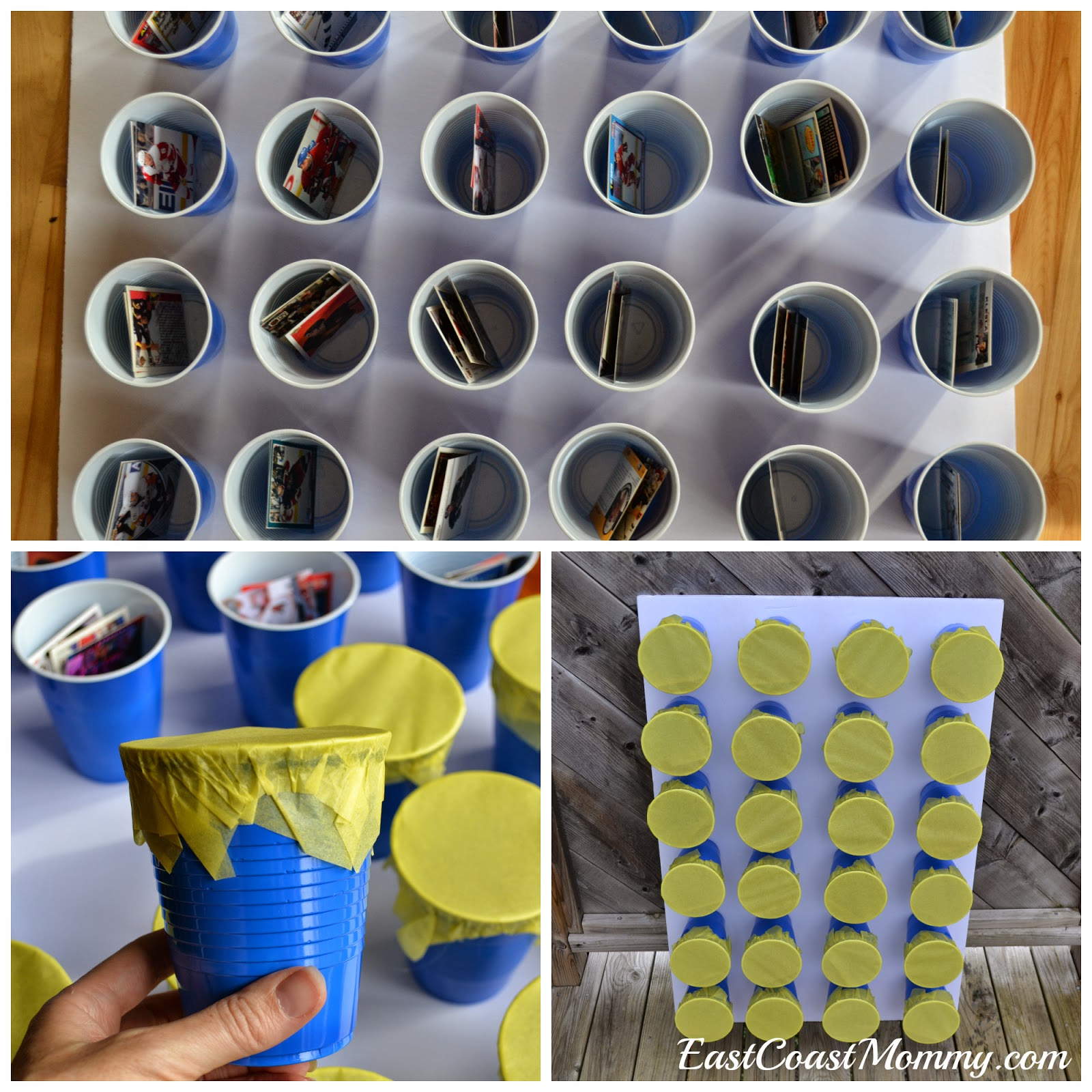 East coast mommy diy prize punch for Diy party games for adults