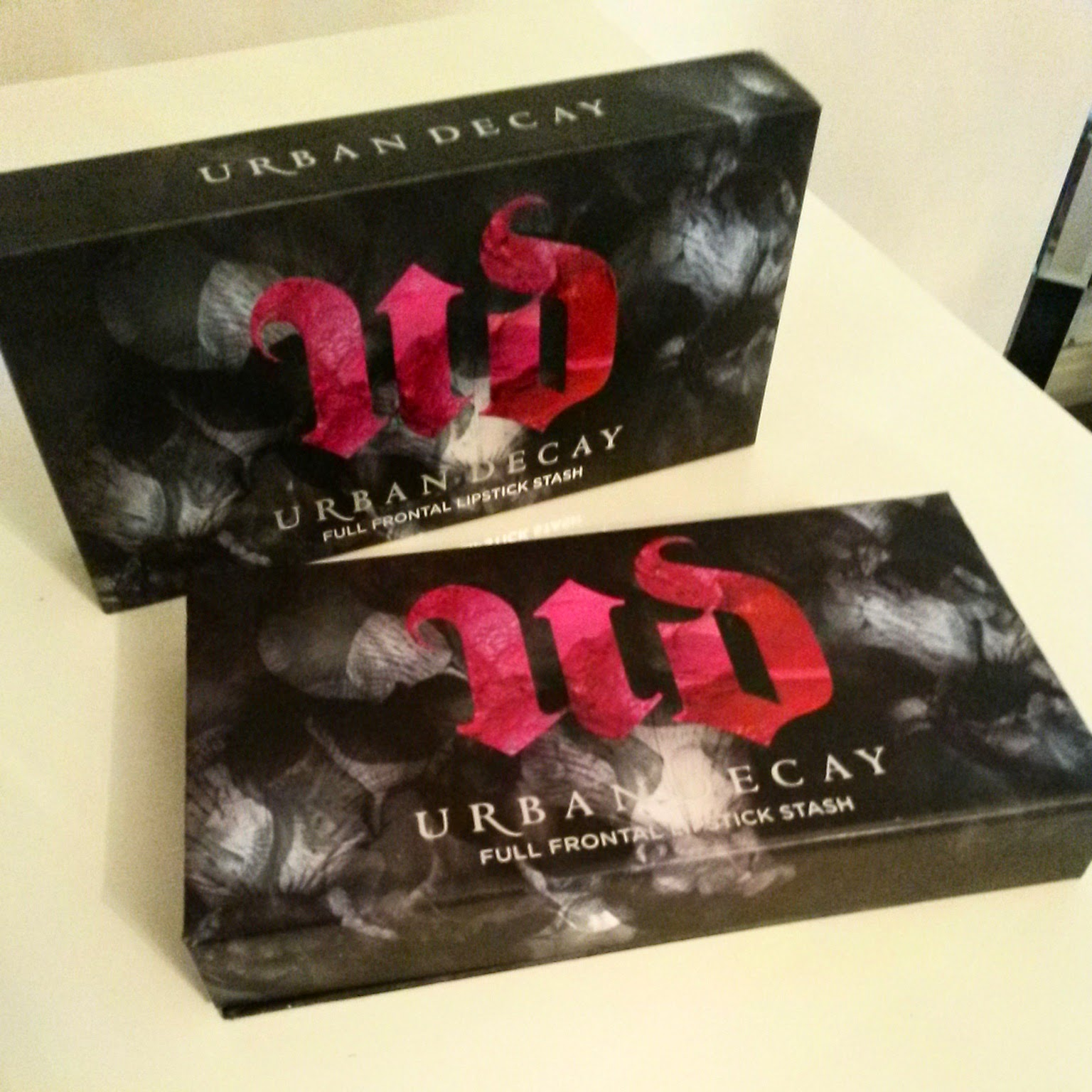 Urban Decay Full Frontal Lipstick Stash Review