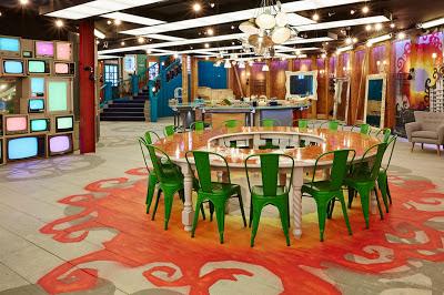 BBUK 2013 House Kitchen Big Brother