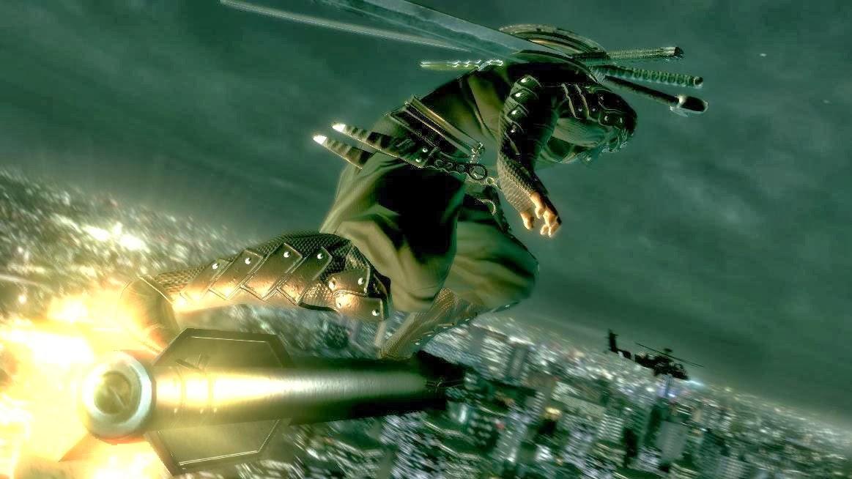 احدث العاب النينجا الرائعة Ninja Blade كاملة مجانا وحصريا تحميل مباشر Ninja+Blade+3