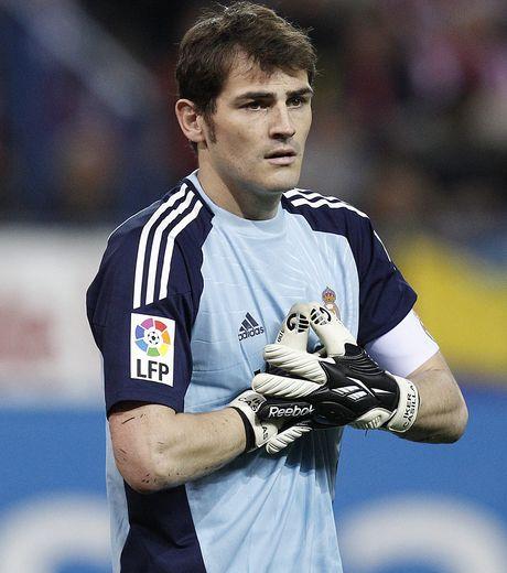 Famous People: Iker Casillas