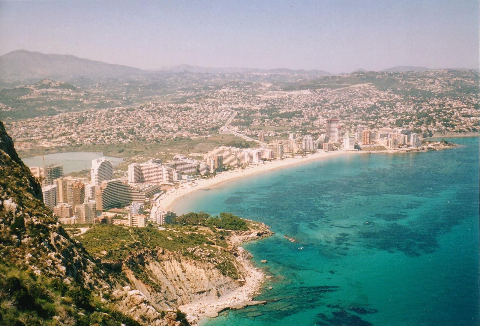 calpe espa a de turismo