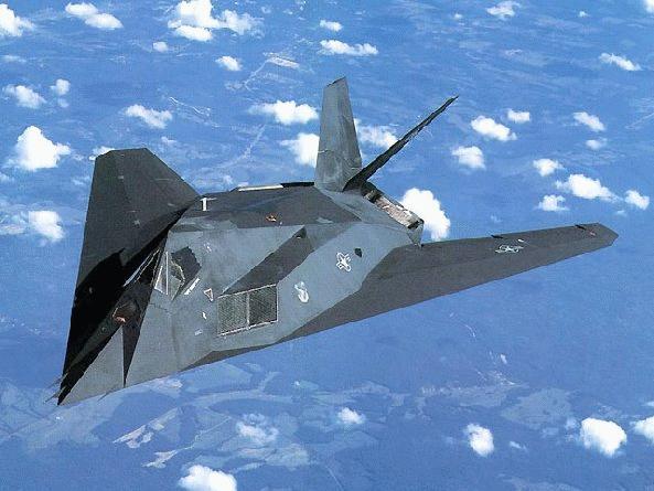 Sky Fighter: Lockheed F-117 Nighthawk