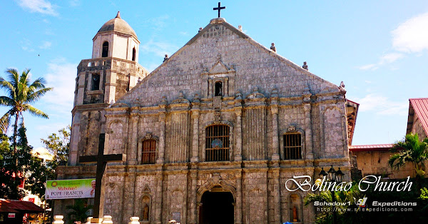 Bolinao Church - St. James the Great Parish - Schadow1 Expeditions