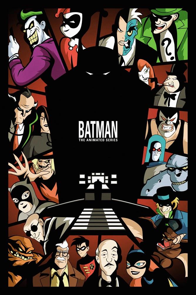 batman the animated series wallpaper many hd wallpaper