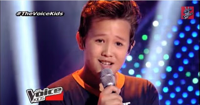 "Juan Karlos Labajo sings ""Grow Old With You"" on 'The Voice Kids' Philippines"