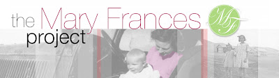 The Mary Frances Project
