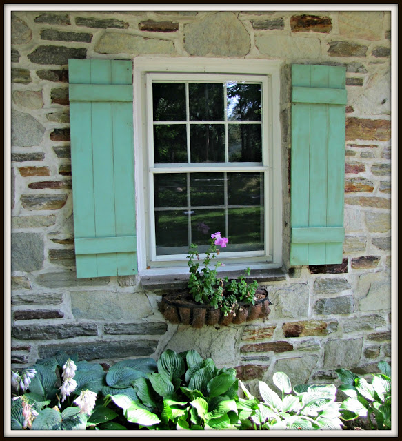 The Painted Home How To Make Shutters