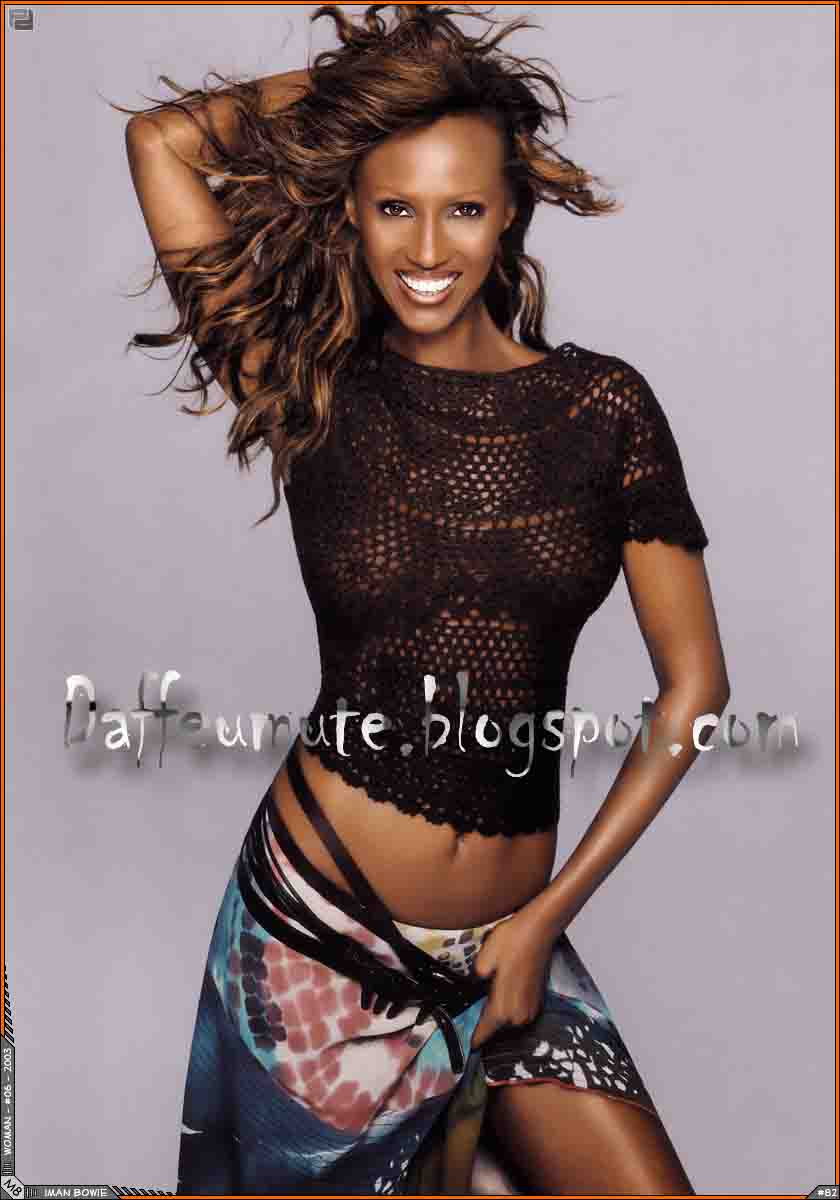 Have Iman And David Bowie Divorced | Short News Poster