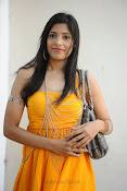 actress pragathi hot photos in yellow-thumbnail-7