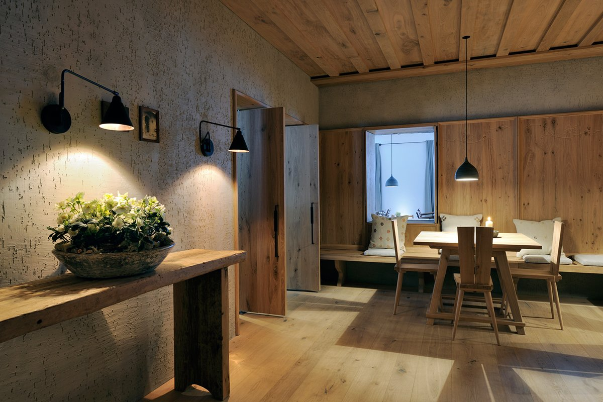 Looking for ideas for your home wiesergut hotel for Designhotel wiesergut