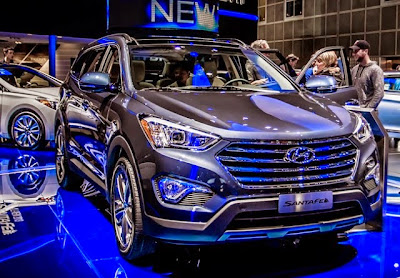 Hyundai Santa Fe 2015 Fotos e Vídeos  iCarros