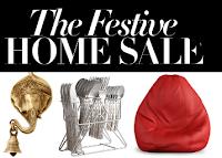 The Festive Home Sale get Upto 80% Off & Extra 10% Cashback via Mobikwik : BuyToEarn