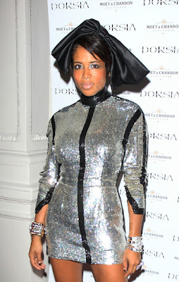 Fashion No No | Kelis au Dorsia Club